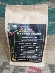Kawa mielona Dolla -  W stronę słońca BRASIL SANTOS