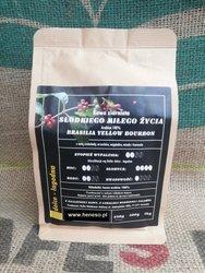 Kawa ziarnista Dolla - Słodkiego Miłego Życia BRASIL YELLOW BOURBON